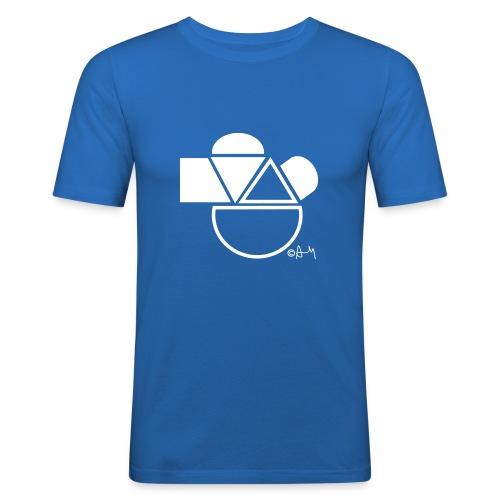 White Duck - Männer Slim Fit T-Shirt