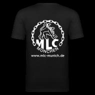 T-Shirts ~ Männer Slim Fit T-Shirt ~ MLC T-Shirt