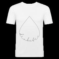 T-Shirts ~ Men's Slim Fit T-Shirt ~ Good cause