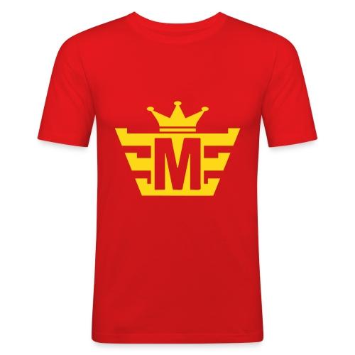 MAJESTICS - Men's Slim Fit T-Shirt