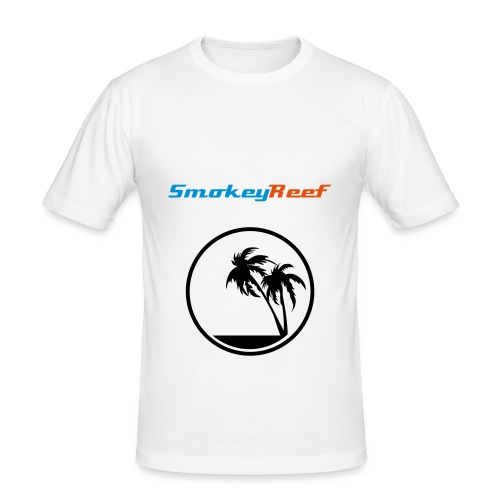 Smokey Reef T-Shirt - Men's Slim Fit T-Shirt