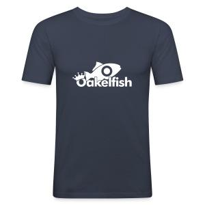 White Fish - Men's Slim Fit T-Shirt