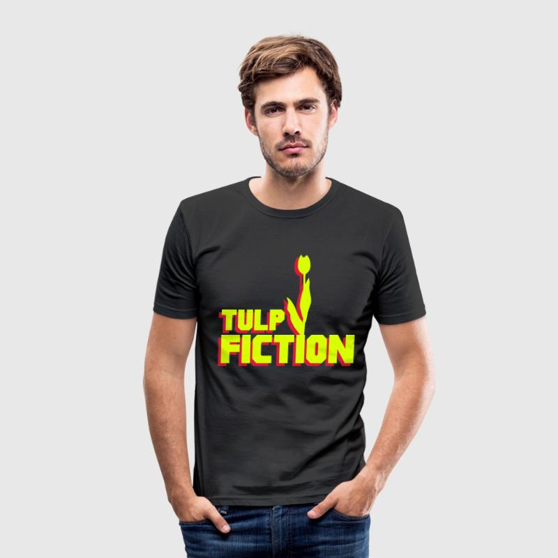 Tulp Fiction T-shirts - slim fit T-shirt