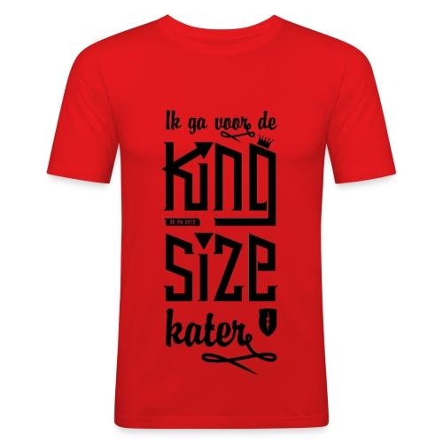King size Kater - slim fit T-shirt