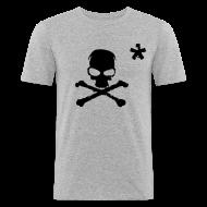 Tee shirts ~ Tee shirt près du corps Homme ~ VR Big T-Shirt Grey