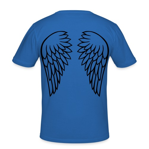 Miesten Hieno Paita - Miesten tyköistuva t-paita