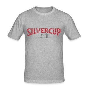Silvercup (inspired by Highlander) - Men's Slim Fit T-Shirt