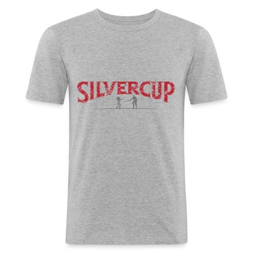 Silvercup (inspired by Highlander) - Men's Slim Fit T-Shirt
