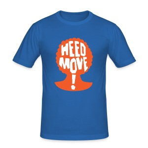 Heed Move! (inspired by So I Married an Axe Murderer) - Men's Slim Fit T-Shirt