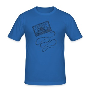 Bid Time Return (inspired by Somewhere in Time) - Men's Slim Fit T-Shirt