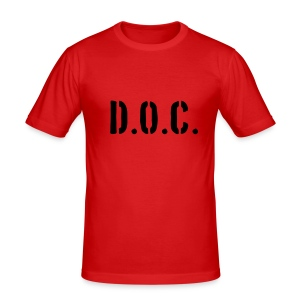Department of Corrections (D.O.C.) - Männer Slim Fit T-Shirt