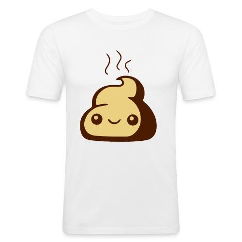 Pou - Men's Slim Fit T-Shirt