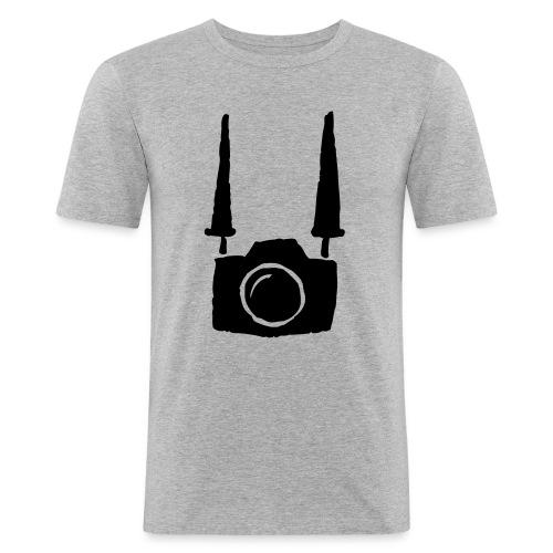 SLR - Men's Slim Fit T-Shirt