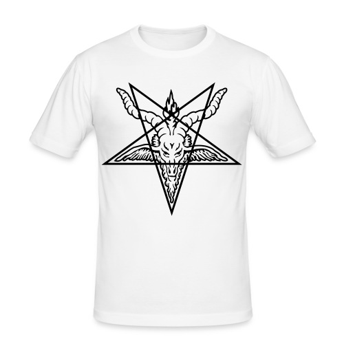 Exclusive Luck STAR - Men's Slim Fit T-Shirt
