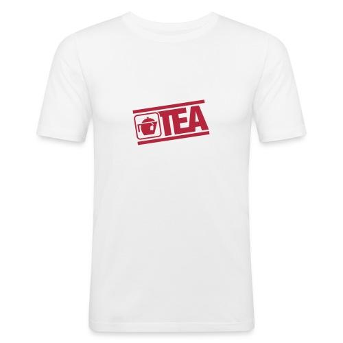Tea. - Men's Slim Fit T-Shirt