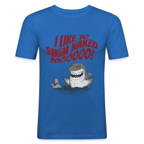 Swim - Men's Slim Fit T-Shirt