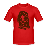 T-Shirts ~ Men's Slim Fit T-Shirt ~ Big Words (men's)