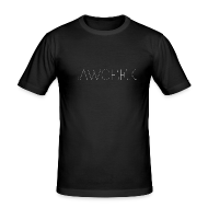Tee shirts ~ Tee shirt près du corps Homme ~ Retro Lawgeek