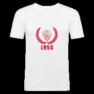 Tee shirts ~ Tee shirt près du corps Homme ~ Tee Shirt Couronne Brest