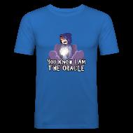 T-Shirts ~ Men's Slim Fit T-Shirt ~ Oracle Tobuscus