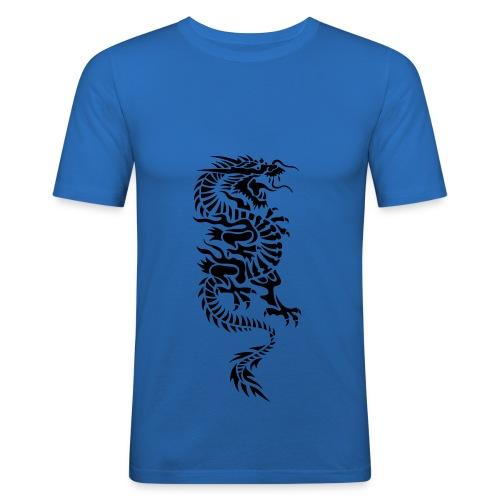 Dragon T-Shirt - Men's Slim Fit T-Shirt