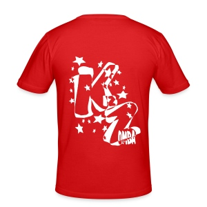 Kizomba Trash - Men's Slim Fit T-Shirt