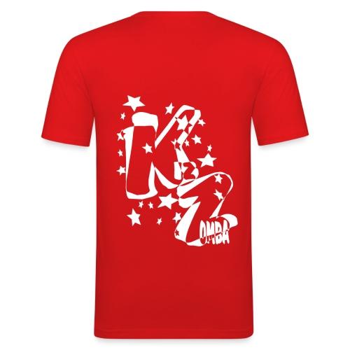 Kizomba Trash - Men's Slim Fit T-Shirt