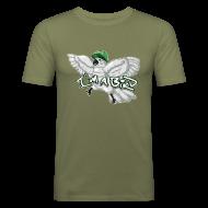 T-Shirts ~ Men's Slim Fit T-Shirt ~ I'M A BIRD