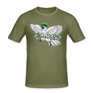 T-Shirts ~ Men's Slim Fit T-Shirt ~ I'M A BIRD