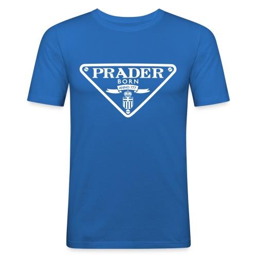 Praderborn - Männer Slim Fit T-Shirt
