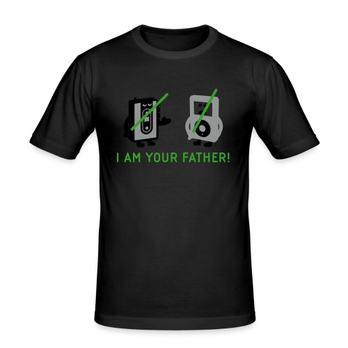 I am your father - Männer Slim Fit T-Shirt