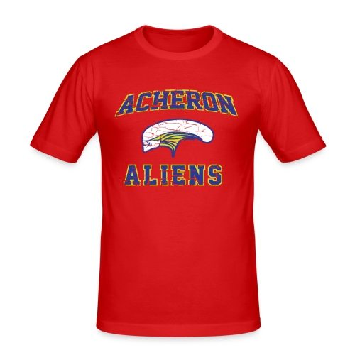 Acheron Aliens - Inspired by Alien - Men's Slim Fit T-Shirt