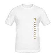 Tee shirts ~ Tee shirt près du corps Homme ~ T-shirt près du corps.