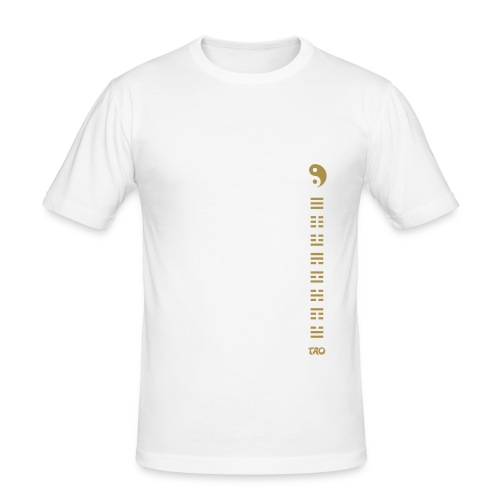 T-shirt près du corps. - T-shirt près du corps Homme