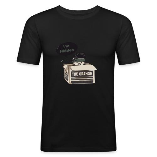 Im Hidden - T-shirt près du corps Homme