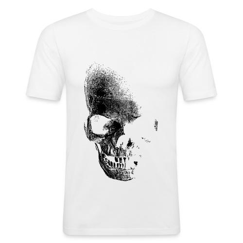 Skull Pirate - T-shirt près du corps Homme