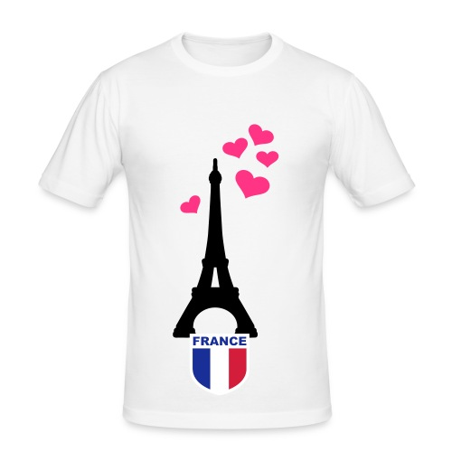 paris T-shirt - slim fit T-shirt
