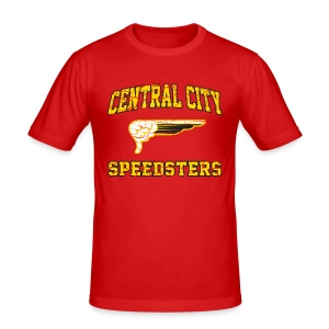 Central City Speedsters - Inspired by The Flash - Men's Slim Fit T-Shirt