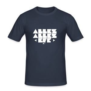 Allez Allez (slim) - Men's Slim Fit T-Shirt