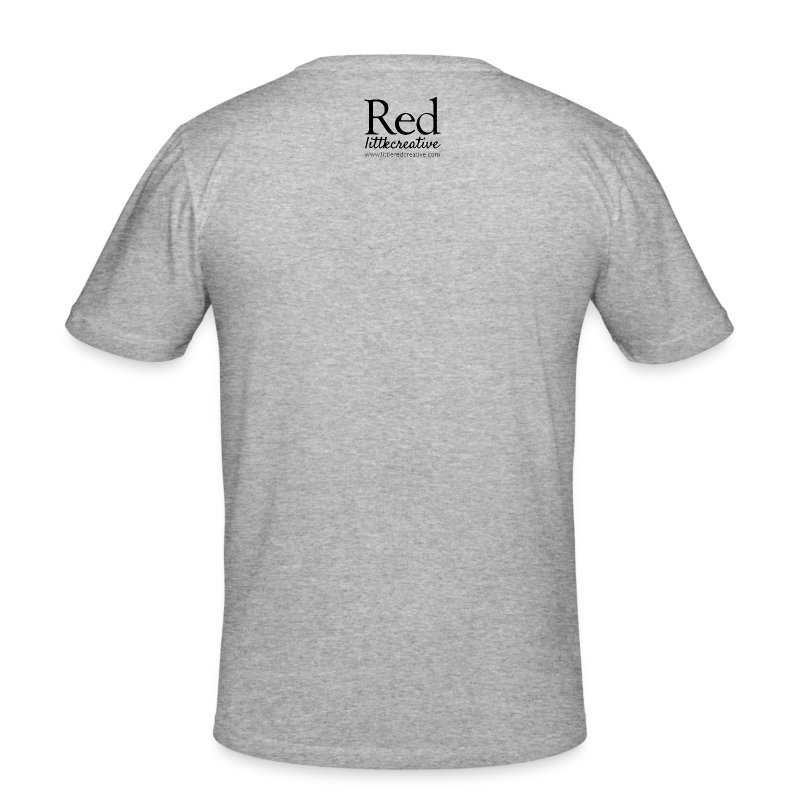 Mens Slim fit T shirt - Say Ahh - Men's Slim Fit T-Shirt