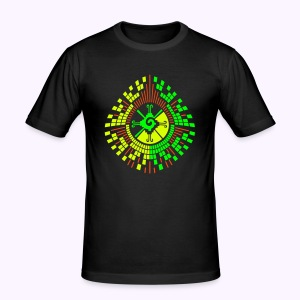 Hunab Ku DNA Tree UV Active - Slim Fit - slim fit T-shirt