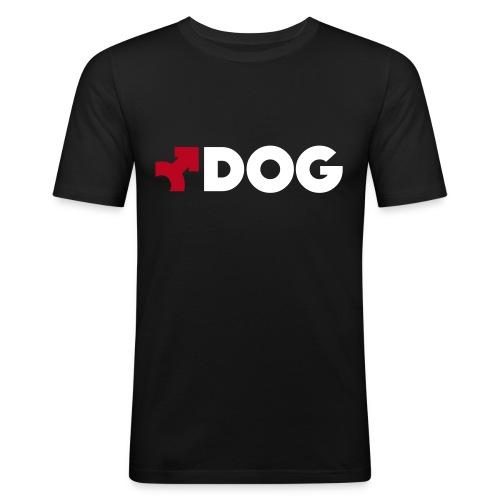 SE T-Shirt slim fit DOG - 0 - Männer Slim Fit T-Shirt