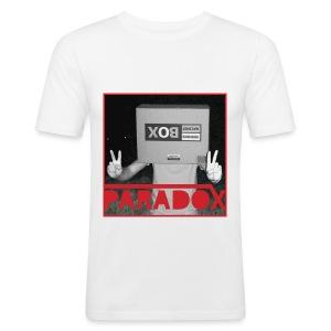 BOX - slim fit T-shirt