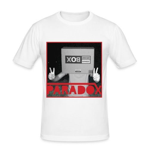 BOX - slim fit T-shirt