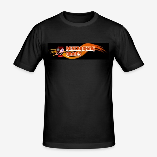 DANKESCHÖN Männer Slim Fit T-Shirt - Männer Slim Fit T-Shirt