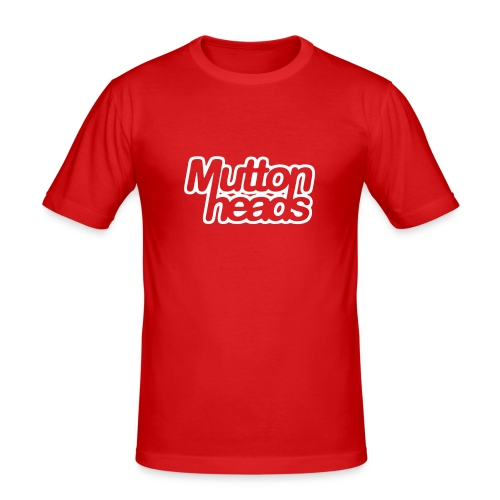 mths_logo_nb - Men's Slim Fit T-Shirt