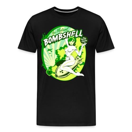 The Mutant Bombshell - Männer Premium T-Shirt
