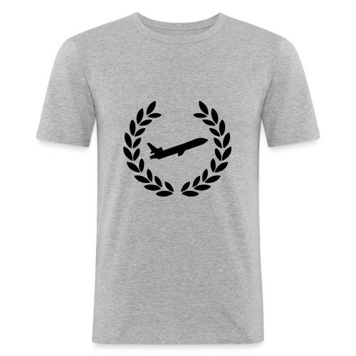 Jet Set Club T-Shirt - Men's Slim Fit T-Shirt