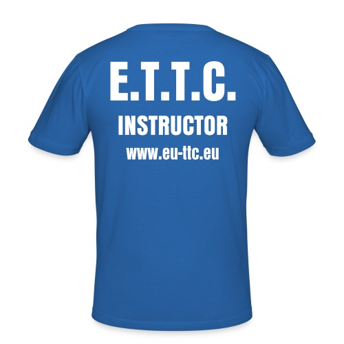 T-shirt moulan ETTC INSTRUCTOR - T-shirt près du corps Homme
