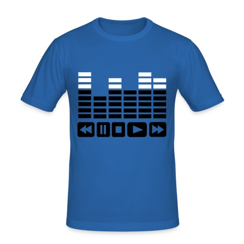 A19 - T-shirt près du corps Homme
